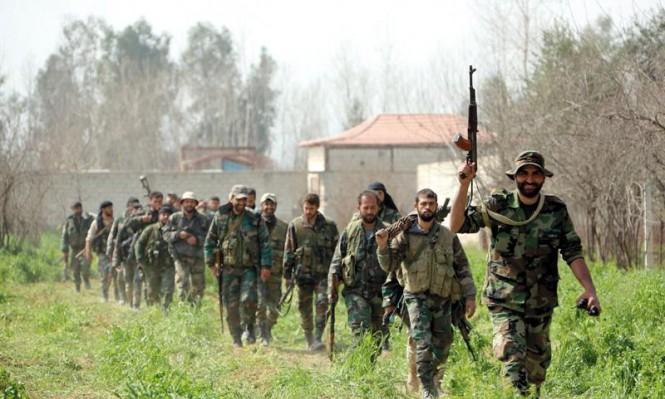 روسيا تعلن تمكين الأسد من السيطرة على الغوطة الشرقية
