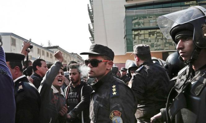 مصر: النظام يبدأ بسلسلة عقوبات تتعلق بالانتخابات الرئاسية
