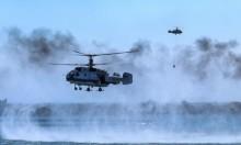 تحطم مروحية عسكرية روسية في بحر البلطيق