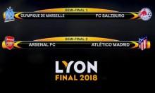 قرعة الدوري الأوروبي: صدام بين آرسنال وأتلتيكو مدريد