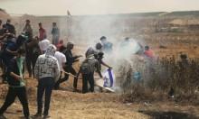 غزة: 701 إصابة بعضها حرجة بقمع الاحتلال لمسيرة العودة