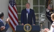 البيت الأبيض: ترامب لم يتخذ قراره النهائي بشأن ضرب سورية
