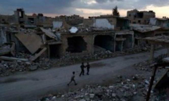خبراء من منظمة حظر الأسلحة الكيميائية يتوجهون إلى سورية