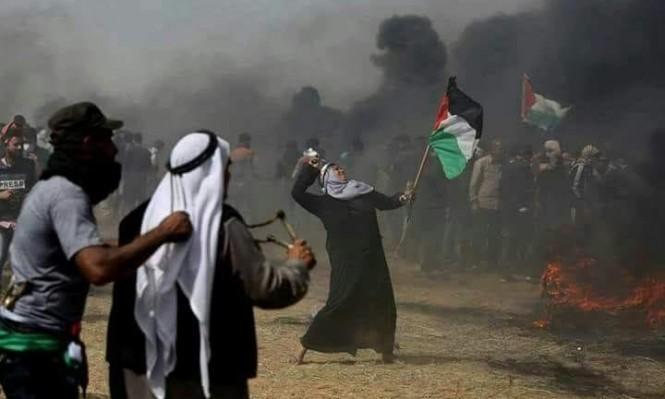 """فعاليات مسيرة العودة الكبرى: دعوة لجمعة """"الشهداء والأسرى"""""""
