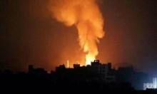 فصائل فلسطينية تدين الهجوم الثلاثي على سورية