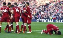 هدف لمحمد صلاح: ليفربول يسحق بورنموث بثلاثية