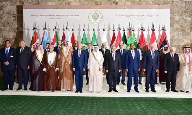 فلسطين وسورية ..الحاضر غائب بمؤتمر القمة العربية