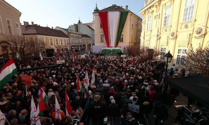رفض شعبي لإعادة انتخاب رئيس الوزراء بالمجر