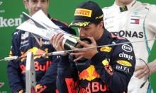 فورمولا 1: ريتشياردو يحصد جائزة الصين الكبرى