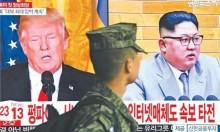 زعيم كوريا الشمالية يلتقي مع مسؤول صيني قبيل قمة ترامب