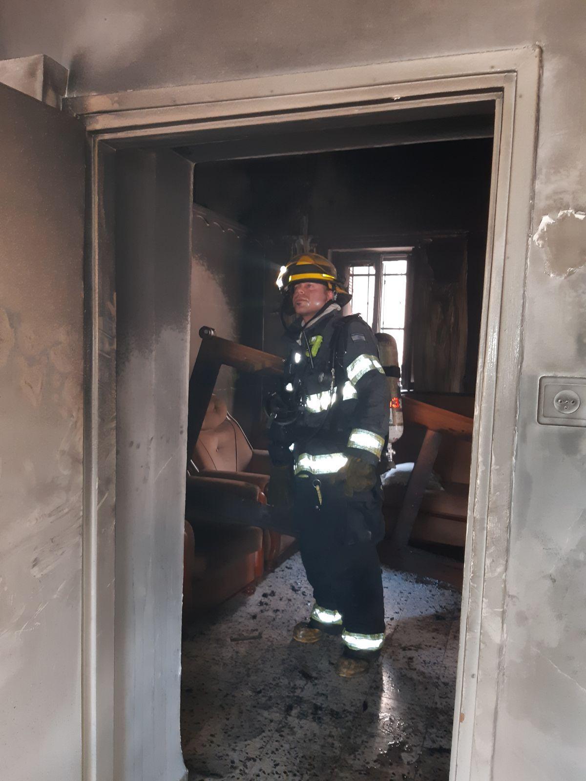 كفر ياسيف: مصابتان بحالة خطيرة إثر حريق في منزل