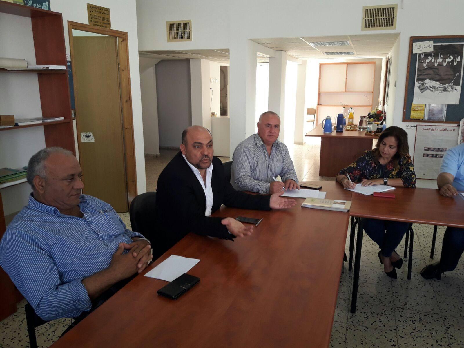 لجنة متابعة قضايا التعليم العربي تبادر لإقامة منتدى لمعلمي التاريخ