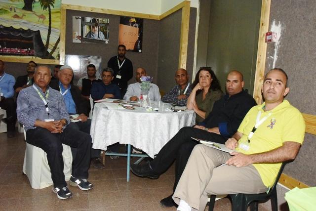 """مؤتمر """"التوحد: تحديات في المجتمع العربي في النقب"""" في رهط"""