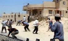 جنين: مستوطنون يهاجمون فلسطينيا
