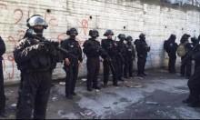 إصابات واعتقالات بالضفة الغربية