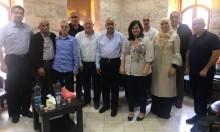 اجتماع لتوحيد النضال الشعبي ضد تسريب الأوقاف الأرثوذكسيّة بالقدس