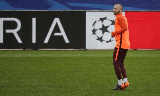 إنييستا سيرحل عن برشلونة ويحدد وجهته المقبلة