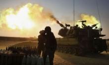 قوات الاحتلال تقصف موقعًا شرق البريج بغزة