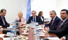 وساطة أميمة بعد فشل مفاوضات إعادة توحيد قبرص