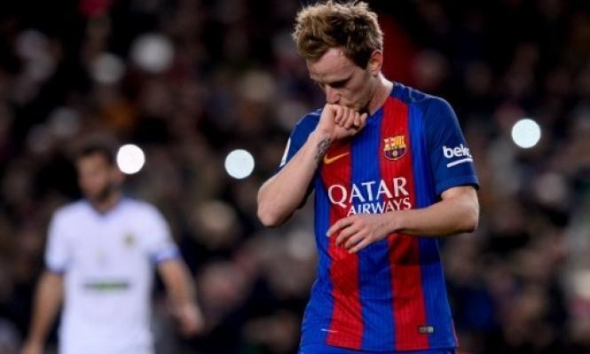 راكيتيتش يفكر بترك برشلونة ويحدد وجهته المقبلة