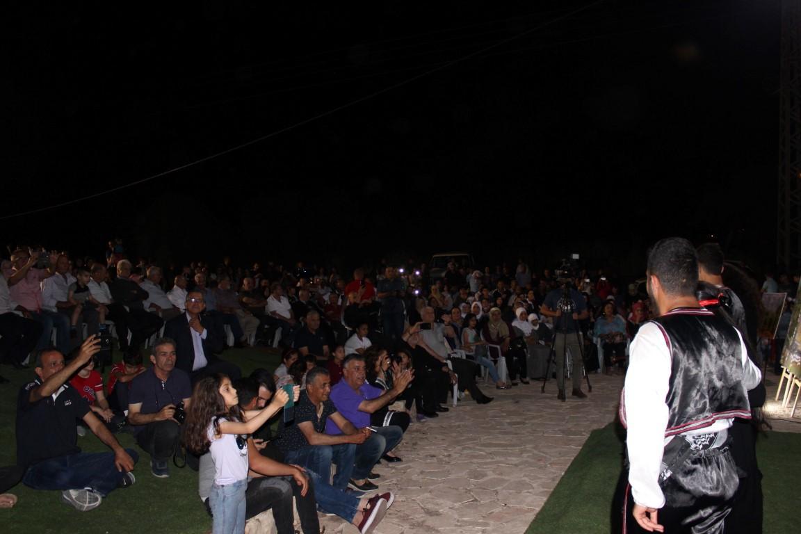 """المئات يشاركون في """"ليلة العودة إلى الدامون"""""""