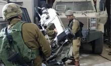 مواجهات واعتقالات بالضفة والقدس ومصادرة ورشة بجنين