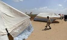 تقديم مخيمات العودة 50 مترًا من السياج الحدودي العازل