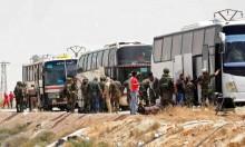 """سورية: النظام يُهجِّر سكّان الضمير ويُنسّق مع العراق قصف """"داعش"""""""