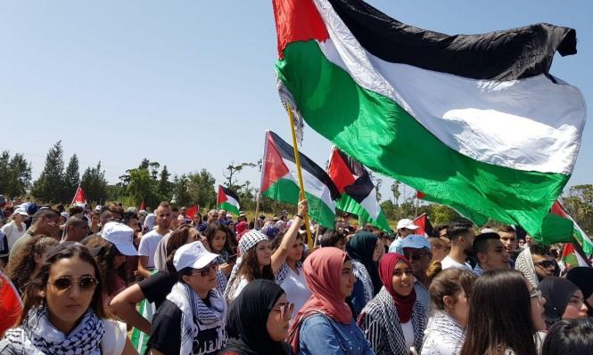 الآلاف يتوافدون إلى عتليت المُهجَّرة ويُصِرّون على العودة