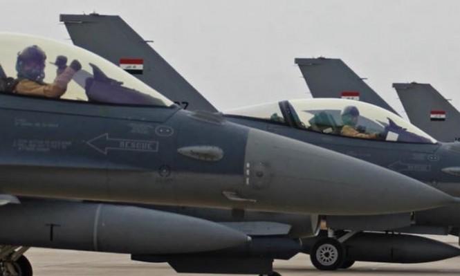"""العراق يقصف مواقع """"داعش"""" بسورية"""