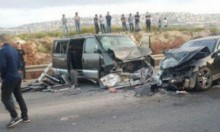 3 مصابين أحدهم بجراح خطيرة بحادث طرق قرب الرينة