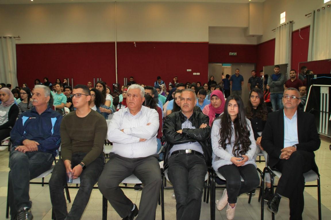 البعنة: مئات الطلاب في يوم التوجيه الدراسي والأكاديمي
