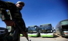 سورية: بدء التهجير في القلمون الشرقي