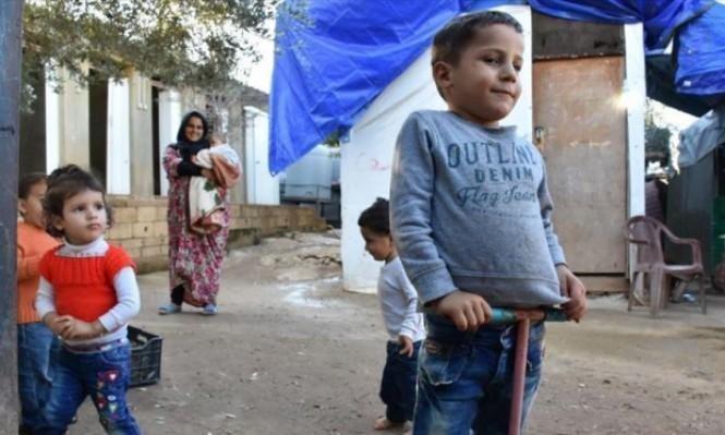 """""""هيومن رايتس ووتش"""" تدين طرد لاجئين سوريين من بلدات لبنانية"""