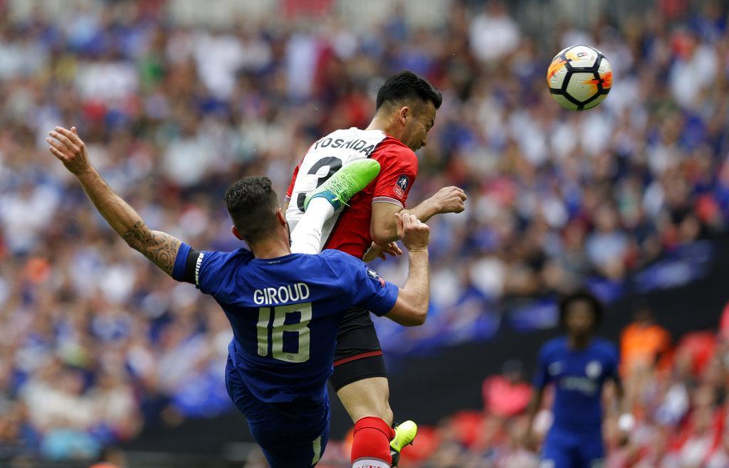 تشيلسي يلحق بمانشستر يونايتد لنهائي كأس إنجلترا