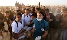 تقرير: إصابات بالغة غير معتادة بغزة بسبب قناصة الاحتلال