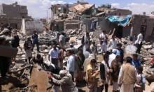 غارات لتحالف السعودية تقتل 20 بحفل زفاف باليمن