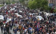استقالة رئيس الوزراء الأرميني من منصبه على وقع الاحتجاجات