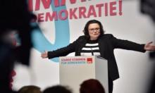 ألمانيا: أندريا ناليس أول امرأة تتولى رئاسة الحزب الاشتراكي الديمقراطي