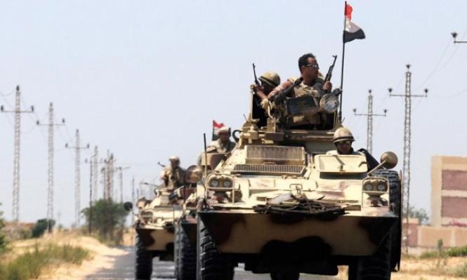 420 ألف مدني رهائن عمليات الجيش المصري بسيناء