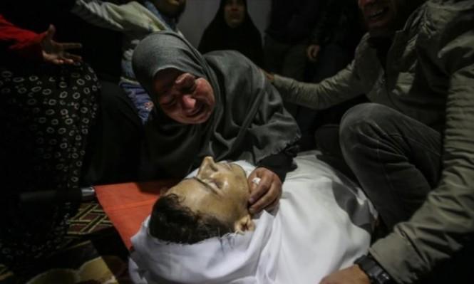 استشهاد فلسطيني متأثرًا بجراح أصيب بها بمسيرة العودة الكبرى