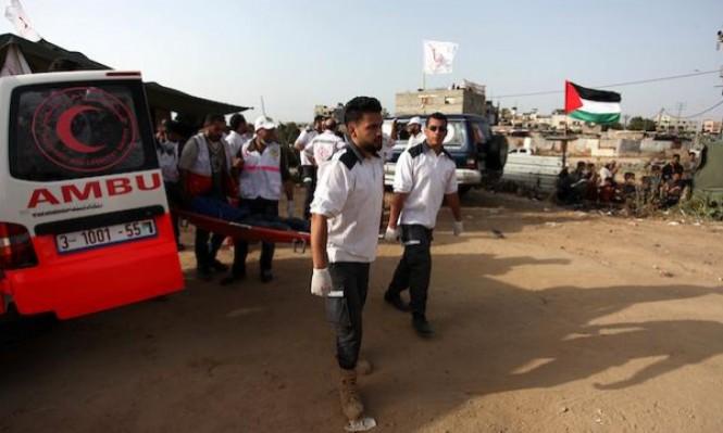 شهيد وإصابات جراء انفجار بغزة وأبو ديس ثكنة عسكرية