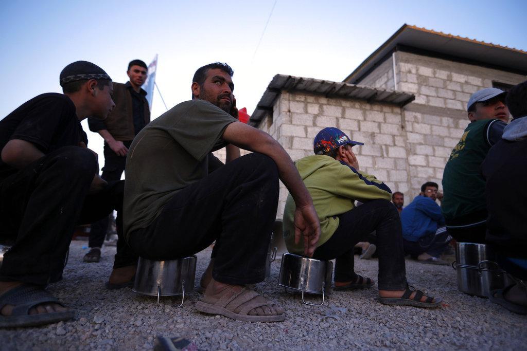 الأمم المتحدة: 200 ألف مدني ما زالوا بالغوطة والنظام لا يسمح بدخولها