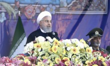 """روحاني:انسحاب ترامب من الاتفاق سيؤدي إلى """"عواقب وخمية"""""""