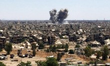 عين النظام على شمال حمص بعد تهجير اليرموك ومحيط دمشق