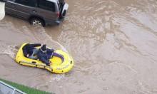 ابتداء من الليلة: أمطار غزيرة وعواصف رعدية وفيضانات في الجنوب