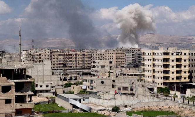 مخيم اليرموك: مقتل 20 مدنيًا بقصف للنظام