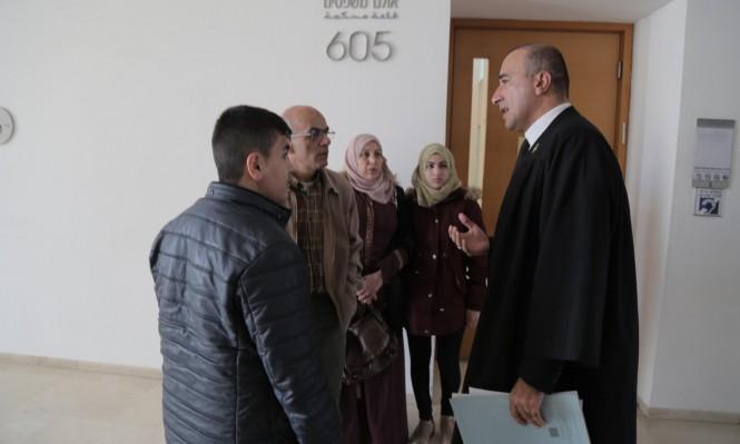 تأجيل إصدار قرار المحكمة في ملف اعتقال إداري لشابين عربيين