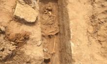خلال حفريات بلدية تل أبيب: الكشف عن مقبرة إسلامية في يافا