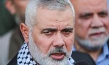 إسماعيل هنية: مسيرة العودة ستنتقل إلى الضفة الغربية والشتات